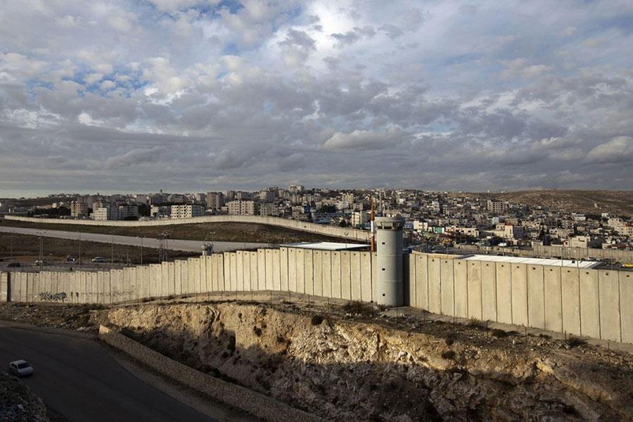 Израильская стена