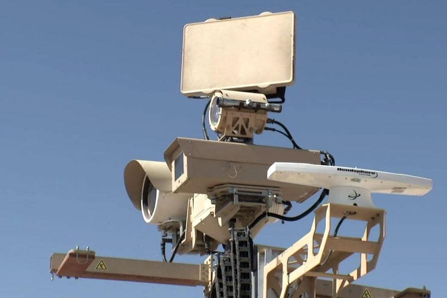 Сучасні радари і камери спостереження на мексиканському кордоні