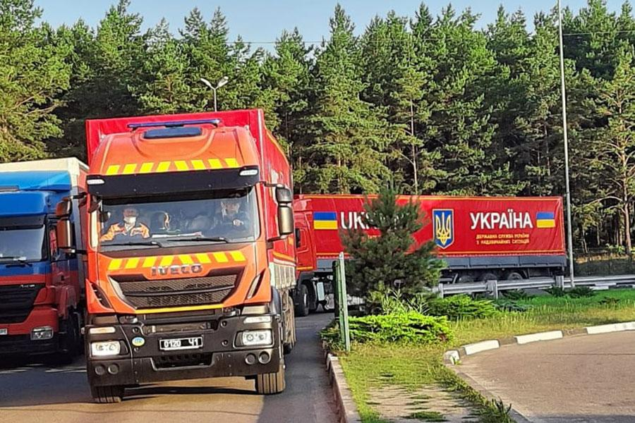 Колючий дріт для Литви від України