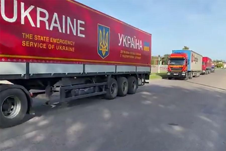 Поставка колючей проволоки из Украины в Литву