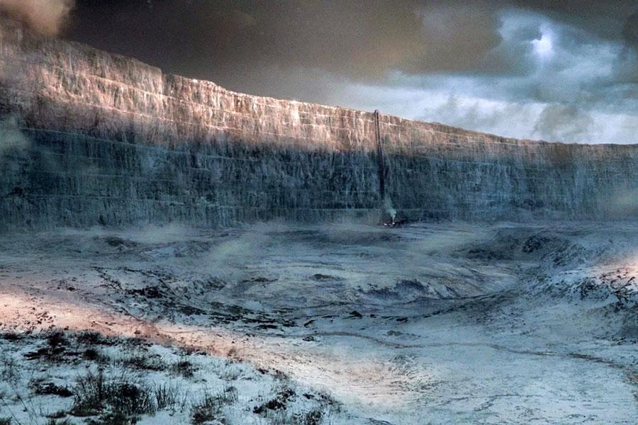 Уявний проект Стіна